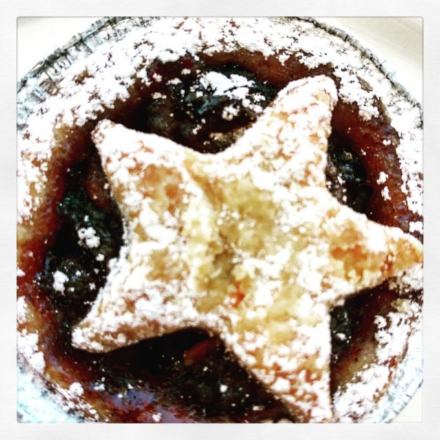 Mince pie at melissasza kloofstreet capetown whaletalesblog lovemylife