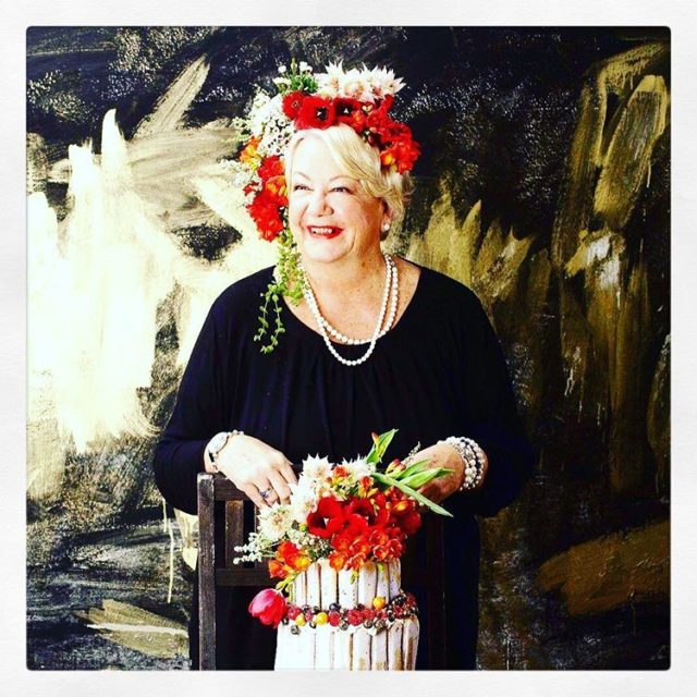 chrisulmenstein Shoot for visimag by cakebread cake flowers marilouisguy capetownhellip